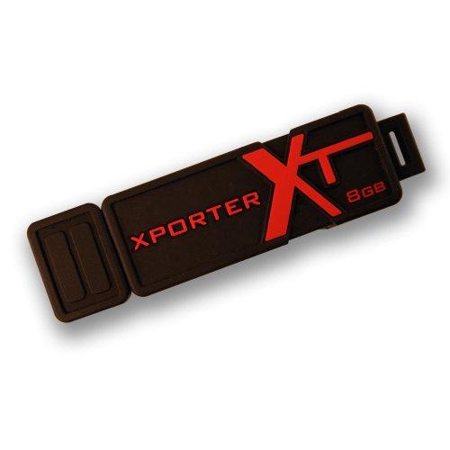 Patriot Xporter XT Boost 8 GB USB 2.0 Flash Drive