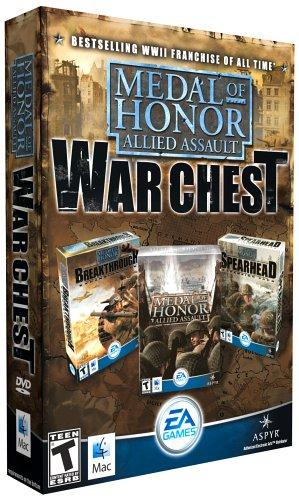 Medal Of Honor: Allied Assault War Chest Mac OS X