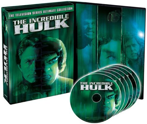 The Incredible Hulk - The Television Series Ultimate
