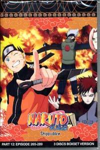 Naruto Part 12 (ND) TV Series DVD Set