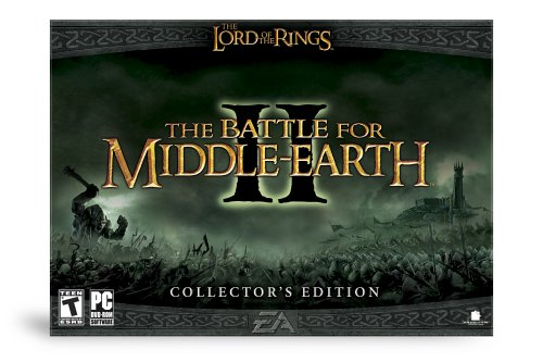 Lord of the Rings: Battle for Middle Earth 2 Windows XP