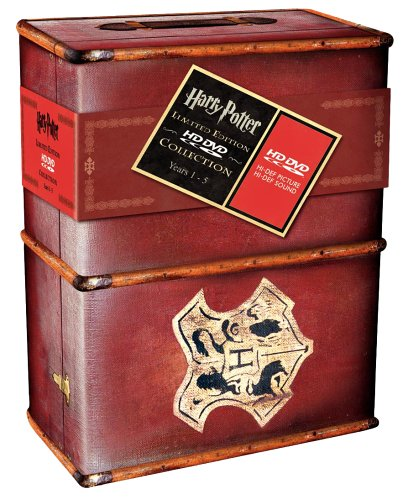 Harry Potter Years 1-5 Limited Edition Gift Set [HD