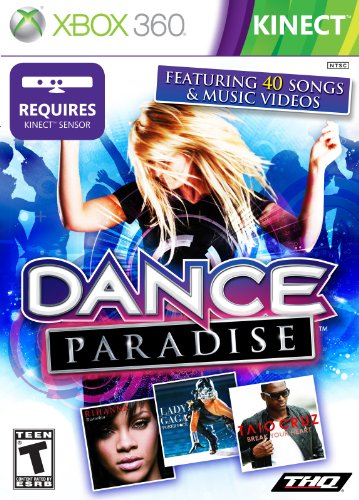 Dance Paradise Xbox 360