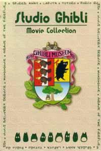 Studio Ghibli 12 Movies TV Series 6 DVD boxset English