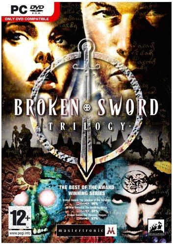 BROKEN SWORD TRILOGY Windows XP