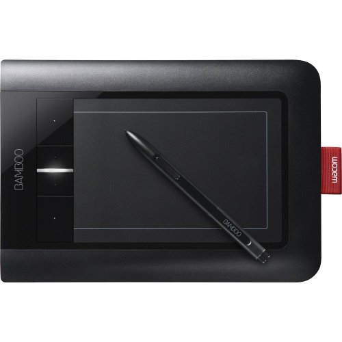 Wacom Bamboo Pen and Touch Small Tablet Windows