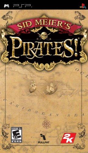 Sid Meier's Pirates Sony PSP