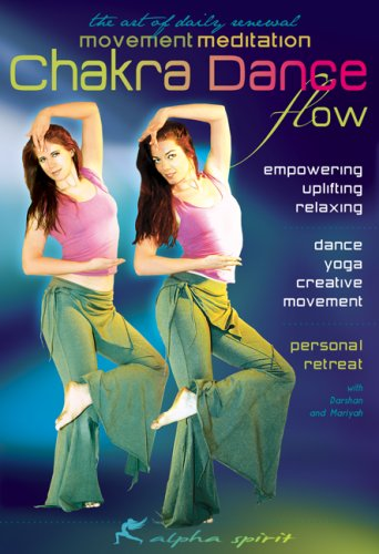Chakra Dance Flow: Movement Meditation (bellydance,
