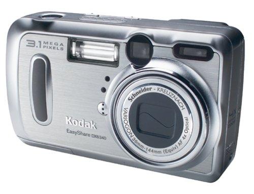 Kodak Easyshare DX6340 3.1MP Digital Camera w/ 4x