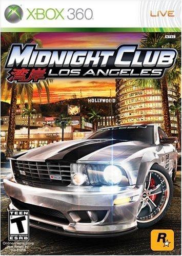 Midnight Club: Los Angeles Xbox 360
