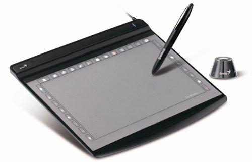 Genius G-Pen F610 Ultra-Slim Tablet Mac OS X