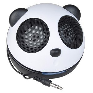 GOgroove Panda Pal High-Powered Portable Laptop and