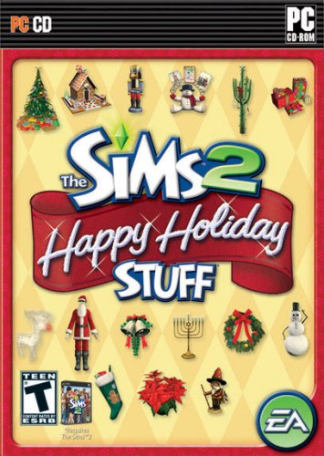The Sims 2 Happy Holiday Stuff Windows XP