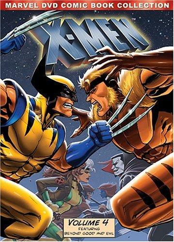 X-Men: Volume Four (Marvel DVD Comic Book Collection)