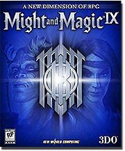 Might & Magic 9 (Jewel Case) Windows XP