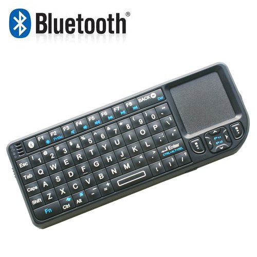 3-in-1 Mini Bluetooth Keyboard for Apple iPad Android