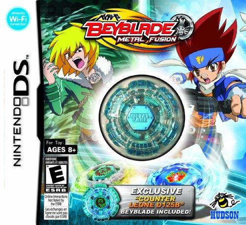 BEYBLADE: METAL FUSION - Collector's Nintendo DS