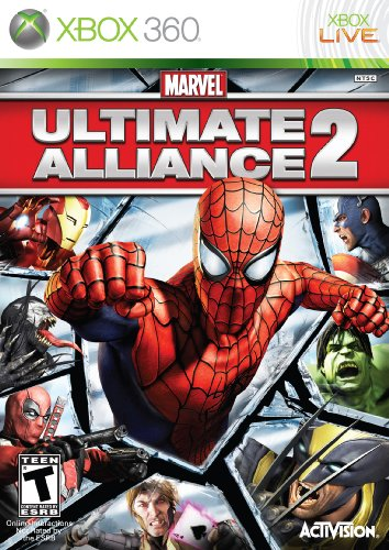Marvel: Ultimate Alliance 2 Xbox 360