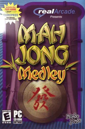 Real Arcade: Mahjong Medley Windows XP