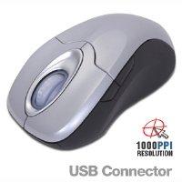 Microsoft M03-00090 Wireless Optical Mouse Mac OS X