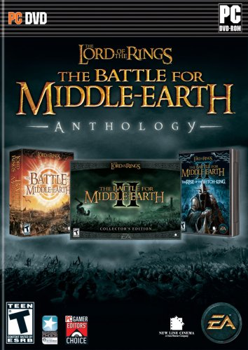 The Lord of the Rings Battle for Middle Windows XP