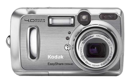 Kodak EasyShare DX6440 4MP Digital Camera w/ 4x