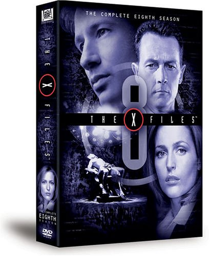 The X-Files: The Complete Eighth Season