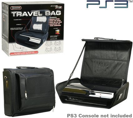 PS3 Console Travel Bag