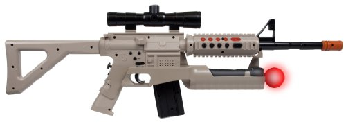 PS3 / PS3 Move Assault Rifle Controller PS3