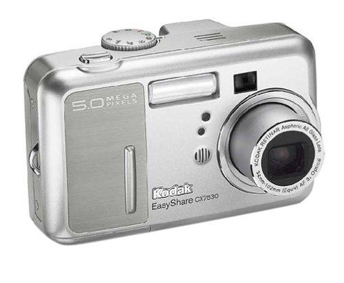 Kodak EasyShare CX7530 5MP Digital Camera w/ 3x