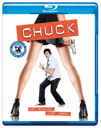 Chuck: The Complete Second Season [Blu-ray]