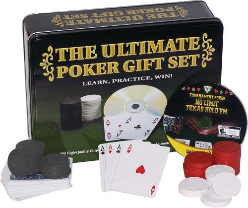 The Ultimate Poker Gift Set Windows XP