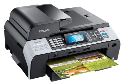 Brother MFC-5890CN Professional-Series Color Windows