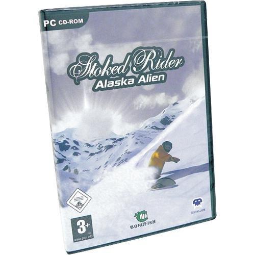 Stoked Rider: Alaska Alien Windows XP Home Edition