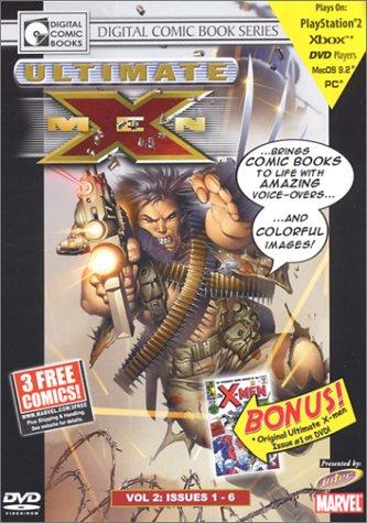 Ultimate X-Men - Vol 2 (DVD Graphic Novel)