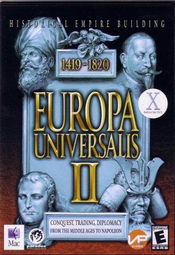 Europa Universalis II Mac OS X
