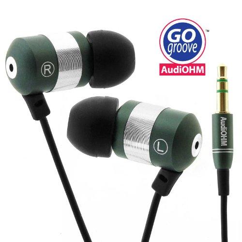 GOgroove audiOHM Ergonomic Earbuds with