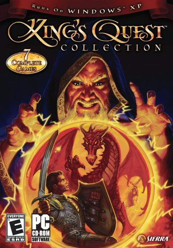 King's Quest Collection Windows XP