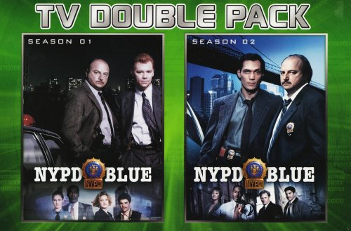 NYPD Blue Seasons 1 & 2 (Double Pack)