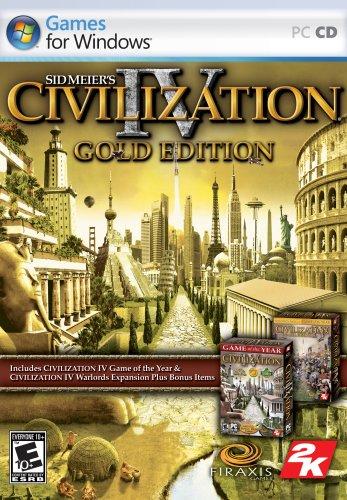 Sid Meier's Civilization IV: Gold Edition Windows XP