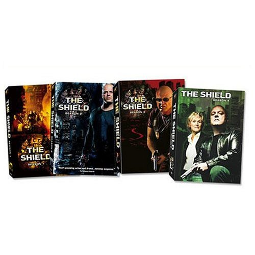 The Shield - Seasons 1-4