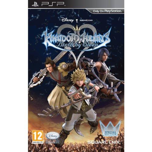 Kingdom Hearts: Birth by Sleep - Special Sony PSP