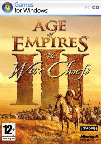 AGE OF EMPIRES 3 - WAR CHIEFS Windows XP