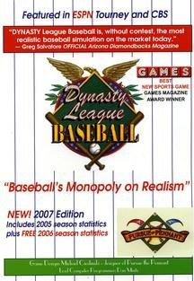 Dynasty League Baseball Windows XP Home Edition