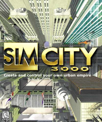 Sim City 3000 (Mac) Mac OS 9 and below