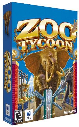 Zoo Tycoon (Mac) Mac