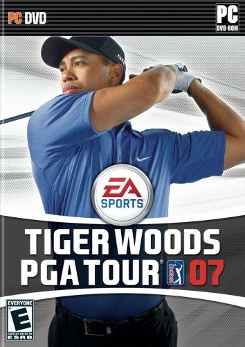Tiger Woods PGA Tour 07 Windows XP