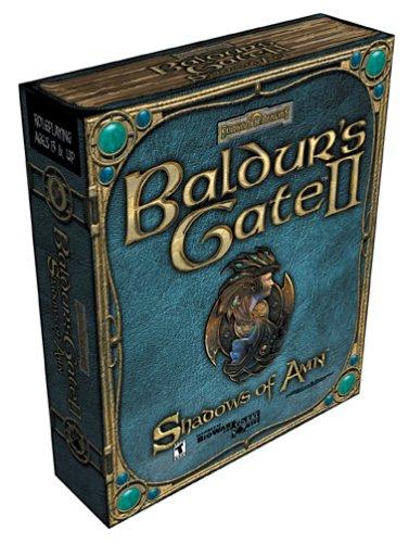 Baldur's Gate 2: Shadows Of Amn (Mac) Mac OS X
