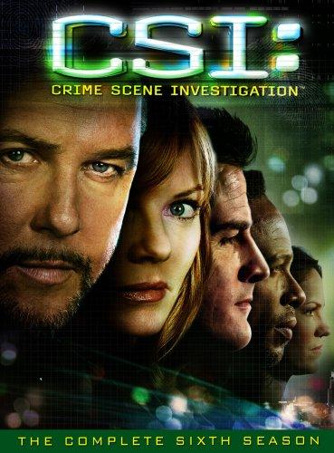 CSI: Crime Scene Investigation - The Complete Sixth