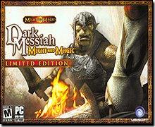 Dark Messiah of Might & Magic Limited Windows XP